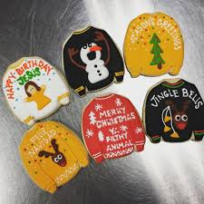 sweater cookies sweater cookies are must eat treats from midtown