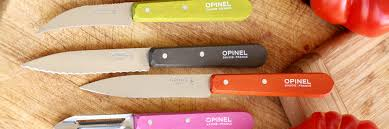 Opinel Kitchen Knives Fifties 4 Essentials Knives Box Set Opinel Com