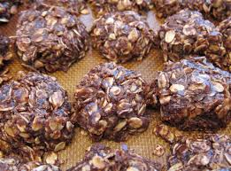 gluten free no bake cookies chocolate peanut butter and oats