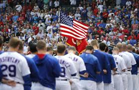 Cubs Lose Flag When Wrigley Resisted The National Anthem And Other U0027banner U0027 Lore