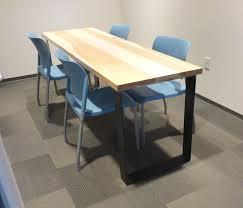 in metal table legs rustic table legs square metal industrial frames custom