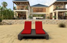 Outdoor Chaise Lounge Chair Outdoor Chaise Lounge Chairs Patio Contemporary With 3 Piece