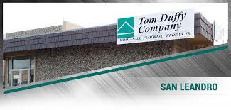 san leandro california wholesale flooring products tom duffy