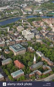 Harvard Campus Map Harvard University Campus Aerial Cambridge Ma Looking Over