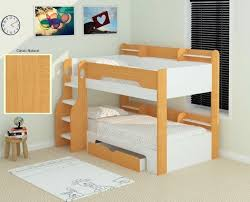 Flair Furnishings Flick Maple Bunk Bed By Flair Furnishings - Joseph maple bunk bed