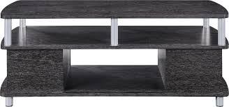 dorel carson coffee table espresso