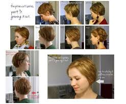 fgrowing hair from pixie to bob best 25 growing out pixie ideas on pinterest growing out pixie