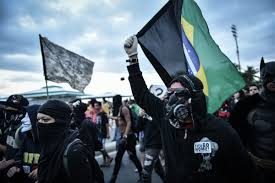 Anonymous Flag Brazil 2016 Summer Olympics Hacker Group Anonymous Attacks Feared
