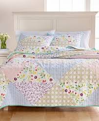 Vera Bradley Bedding Sets Martha Stewart Collection Quilts And Bedspreads Macy S