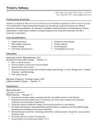 Biology Resume Template Resume Cv Sample Scholarship Direct Fresher Microbiologist Sampl