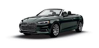 black audi convertible a5 features packages 2018 audi a5 audi usa