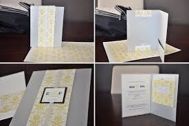 diy pocket wedding invitations diy pocketfold wedding invitations from 8 5x11 cardstock w