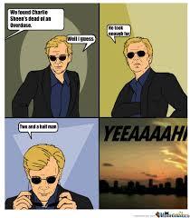 Csi Glasses Meme - csi comic meme generator image memes at relatably com