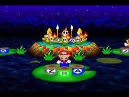 Curtain Call Mp3 Nintendo 64 Mario Party 3 4 Players Mini Game Curtain Call Mp3