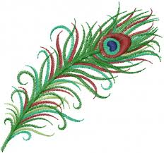 peacock feather designs for clipart panda free clipart images