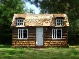 build your very own self build garden cabin custom built garden