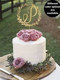 pinterest u0027teki 25 u0027den fazla en iyi monogram wedding cake toppers