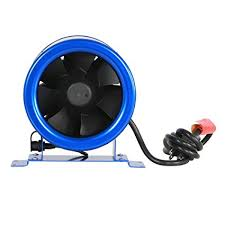 hyper fan 10 inch amazon com hyper fan digital mixed flow fan 6 inch 315 cfm