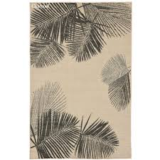 Palm Tree Area Rugs Terrace Palm Tropical Indoor Outdoor Rugs By Liora Manne
