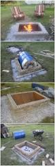 Stone Firepit by 20 Diy Fire Pits For Your Backyard With Tutorials Listing More