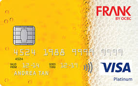 Design My Debit Card Debit U0026 Credit Card Designs Frank By Ocbc