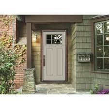 front door home depot door decoration jeld wen primed craftsman dentil shelf thdjw183300001 the home depot