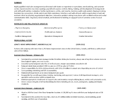 sle creative resume chic manager resumes retail with additional resume for of
