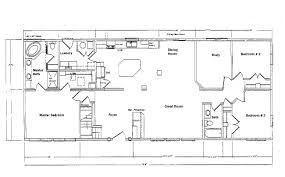 manufactured home plans home plan