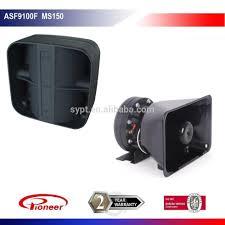 siret bureau veritas 100w 200w car ambulance siren loud speaker buy siren