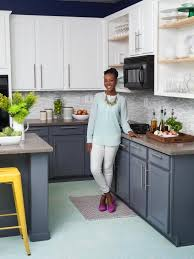Colors For Kitchen Cabinets by Best 25 Two Tone Cabinets Ideas On Pinterest Two Toned Cabinets