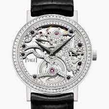 piaget skeleton gold diamond ultra thin skeleton piaget luxury g0a39122