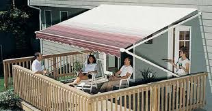 Retractable Awning For Deck Retractable Awnings