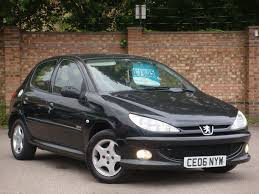 peugeot 206 quicksilver used peugeot 206 petrol for sale motors co uk