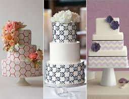 wedding cake designs 2016 15 hot wedding cake trends geometric wedding wedding cake and cake