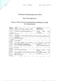 technical note and outcomes of consultations review of sindh ppp