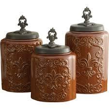 copper canister set kitchen copper canister set wayfair