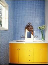 blue and yellow bathroom ideas blue and yellow bathroom ideas the 25 best blue bathrooms ideas
