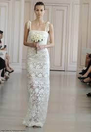 oscar de la renta lace wedding dress oscar de la renta 2016 bridal collection timeless styles