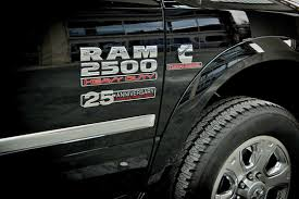 dodge cummins transmission special package marks 25th anniversary of cummins ram partnership
