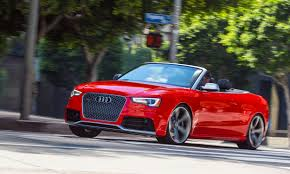 convertible audi red drop tops for spots convertibles for summer driving autonxt