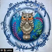 27 Best Coloring Book Images On Pinterest Adult Coloring Owl Coloring Ideas