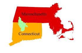 Map Of Connecticut Towns Farmington River Watershed Maps