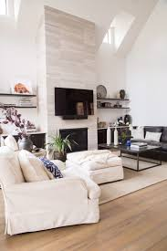 fireplace interior design your fireplace wall u0027s finish consider this important detail with