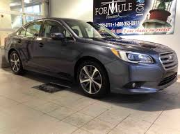 subaru legacy 2016 new 2016 subaru legacy 3 6r w limited u0026 tech pkg for sale in
