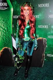 Halloween Poison Ivy Costume Halloween Costume Wins Prize Dressed Ikrush Blog