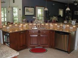 kitchen island sink dishwasher kitchen islands with sink and seating photogiraffe me