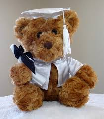 graduation bears graduation with white graduation bears and gifts at