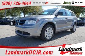 landmark dodge used cars used certified one owner 2015 dodge journey se morrow ga