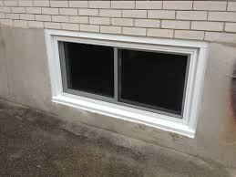 picture sliding basement windows make vinyl sliding basement