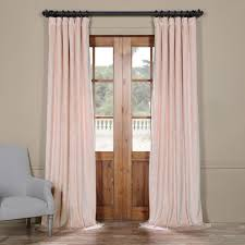 exclusive fabrics heritage plush velvet curtain by exclusive room